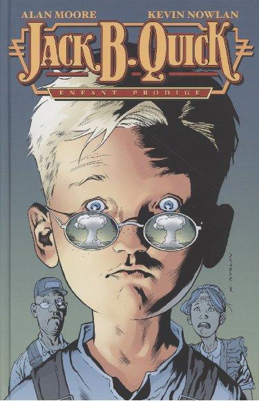 Couverture de Jack B. Quick - Enfant Prodige