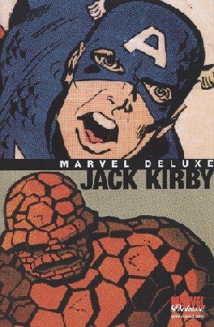 Couverture de (AUT) Kirby, Jack - Jack Kirby