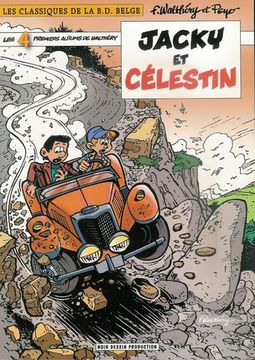 Couverture de Jacky et Célestin - Tome INT