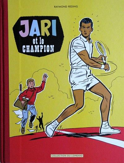 Couverture de Jari -INT1- Jari et le Champion (Intégrale)