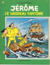 Couverture de Jérôme -27a- Le vaisseau fantôme