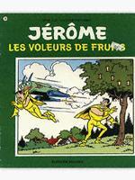 Couverture de Jérôme -71- Les voleurs de fruits