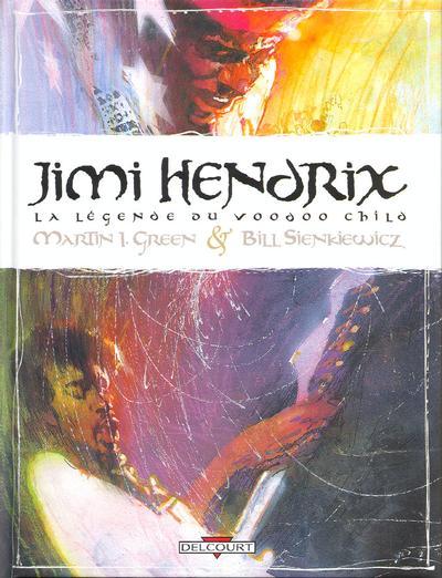 Couverture de Jimi Hendrix - La Légende du Voodoo Child