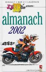 Couverture de Joe Bar Team -HS5- Almanach 2002