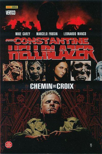 Couverture de Hellblazer (100% Vertigo) -5- John Constantine, Hellblazer - Chemin de croix