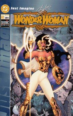 Couverture de Just imagine Stan Lee's... -2- Wonder Woman