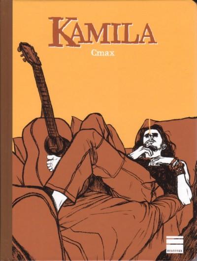 Couverture de Kamila