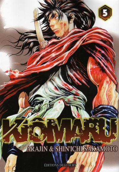 Couverture de Kiômaru -5- L'éternité