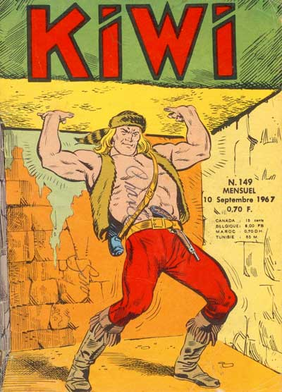 bande dessinee kiwi