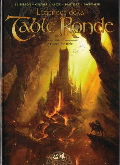 Légendes de la table ronde Tome 3 Final PDF