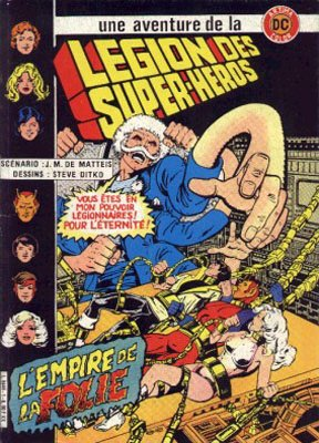 La légion des super-héros