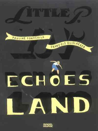 Couverture de Little P. in Echoes Land