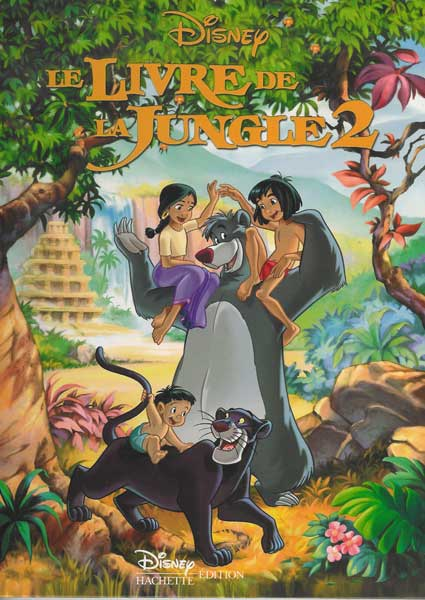 Le Livre De La Jungle Disney Le Livre De La Jungle 2