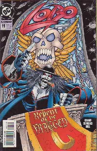 Couverture de Lobo (1993) -11- Lobo 11