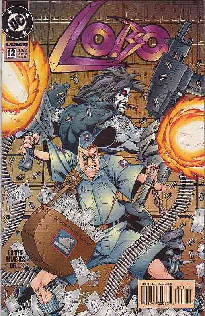 Couverture de Lobo (1993) -12- Lobo 12