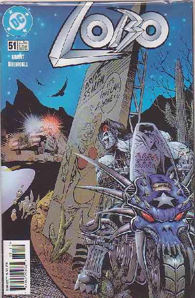 Couverture de Lobo (1993) -51- Lobo 51