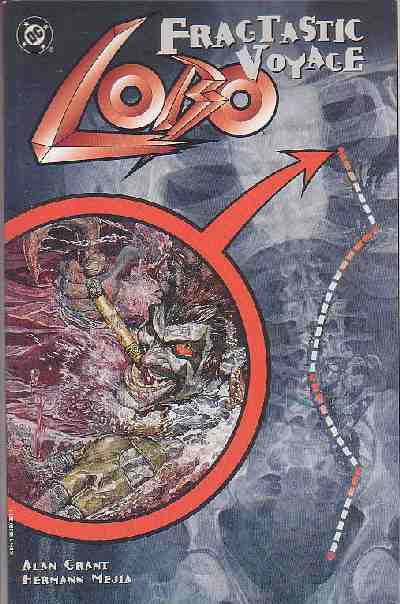 Couverture de Lobo (One shots & Various) -OS- Lobo: Fragtastic voyage