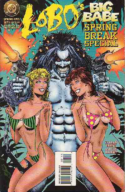 Couverture de Lobo (One shots & Various) -OS- Lobo's big babe spring break special