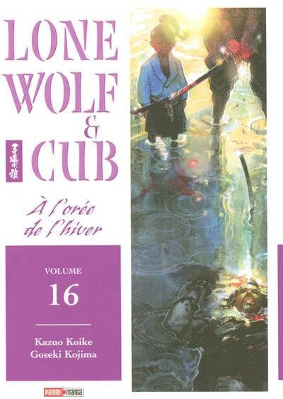Couverture de Lone Wolf & Cub -16- À l'orée de l'hiver