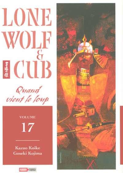 Couverture de Lone Wolf & Cub -17- Quand vient le Loup