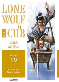 Couverture de Lone Wolf & Cub -19- Les quatre saisons de la mort