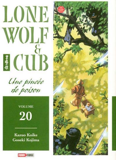 Couverture de Lone Wolf & Cub -20- Une pincée de poison