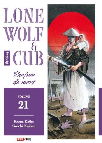 Couverture de Lone Wolf & Cub -21- Parfum de mort