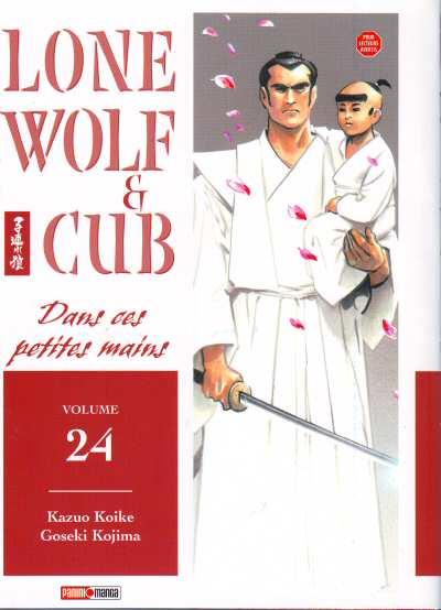 Couverture de Lone Wolf & Cub -24- Dans ces petites mains