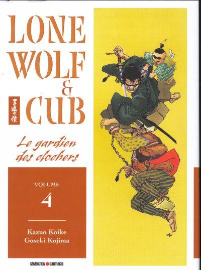 Couverture de Lone Wolf & Cub -4- Le gardien des clochers