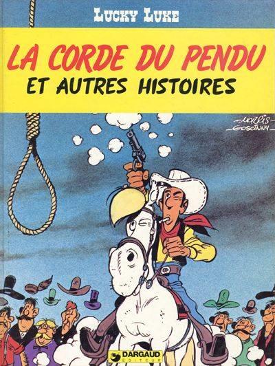 Couverture de Lucky Luke -49- La corde du pendu et autres histoires