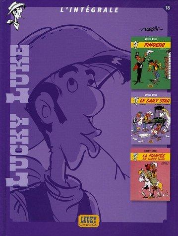 Couverture de Lucky Luke (Intégrale Dupuis/Dargaud) -18- L'Intégrale 18