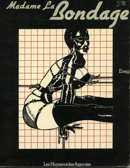 Couverture de Madame la bondage - Madame La Bondage