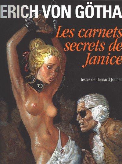 Couverture de Les malheurs de Janice -HS- Les carnets secrets de Janice