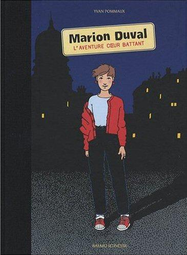 Couverture de Marion Duval -INT- L'aventure cœur battant