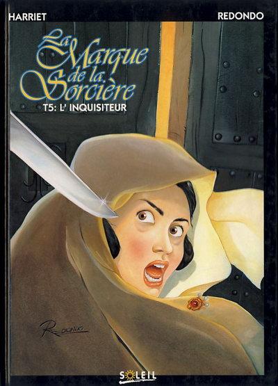 La marque de la sorcière - 5 tomes