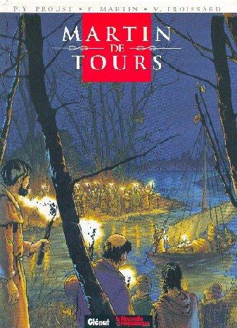 Couverture de Martin de Tours (Martin) - Martin de Tours