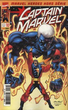 Couverture de Marvel Heroes Hors Série (Marvel France - 2001) -10- Spécial Captain Marvel