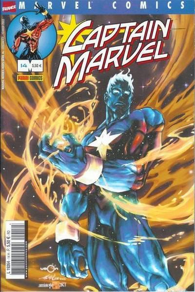 Couverture de Marvel Heroes Hors Série (Marvel France - 2001) -14- Captain Marvel: Flux stellaire