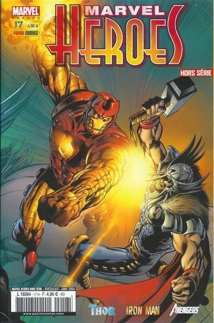 Couverture de Marvel Heroes Hors Série (Marvel France - 2001) -17- Impasse