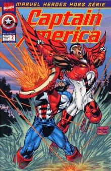 Couverture de Marvel Heroes Hors Série (Marvel France - 2001) -2- Spécial Captain America
