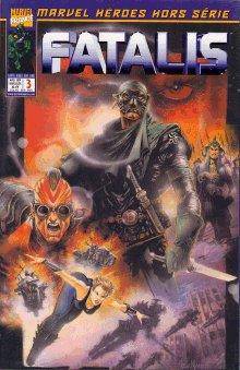 Couverture de Marvel Heroes Hors Série (Marvel France - 2001) -3- Fatalis