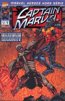 Couverture de Marvel Heroes Hors Série (Marvel France - 2001) -9- Captain Marvel: Maximum Security