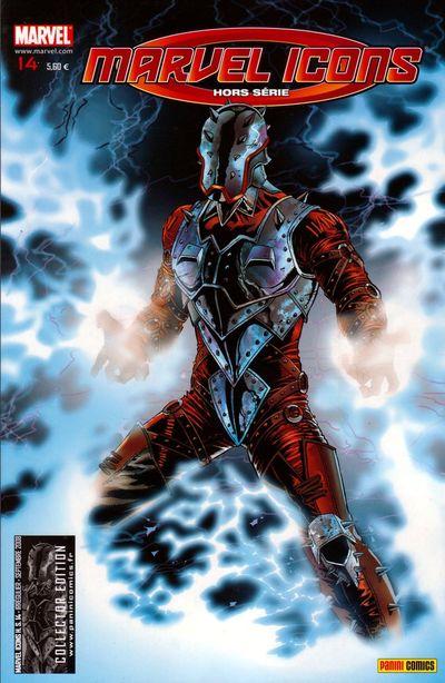Couverture de Marvel Icons Hors Série -14- Jusqu'au bout