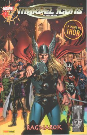 Couverture de Marvel Icons Hors Série -1- Thor : Ragnarok