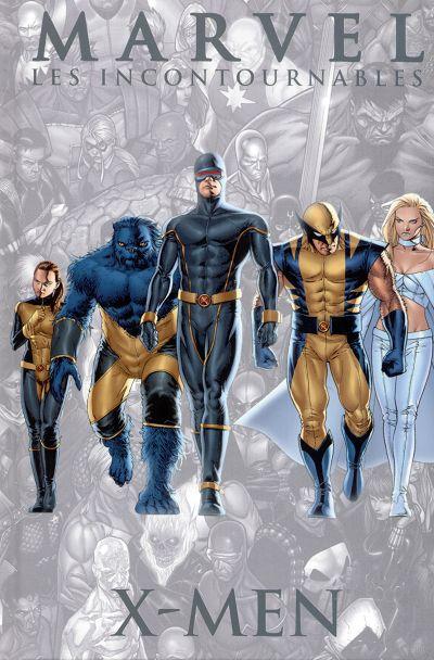 Couverture de Marvel (Les incontournables) -5- X-men