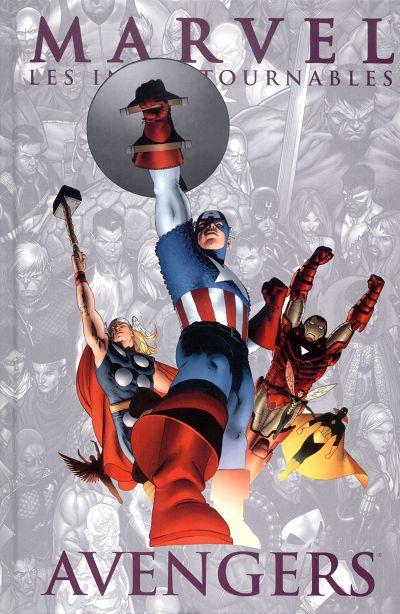 Couverture de Marvel (Les incontournables) -6- Avengers