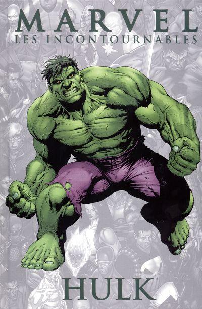 Couverture de Marvel (Les incontournables) -8- Hulk
