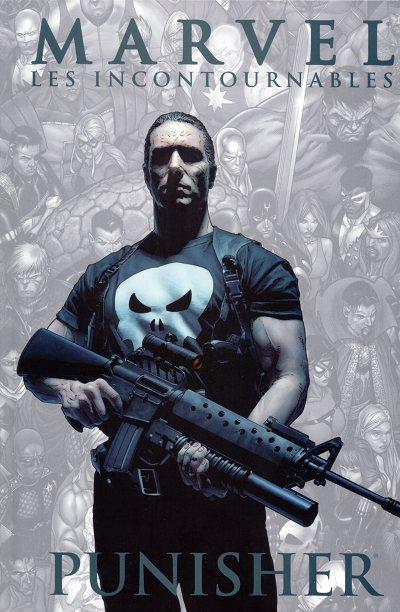 Couverture de Marvel (Les incontournables) -9- Punisher