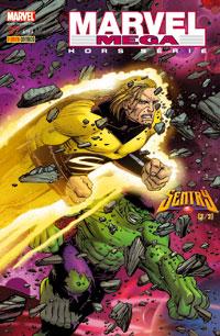 Couverture de Marvel Méga Hors Série -27- Sentry (2/2)