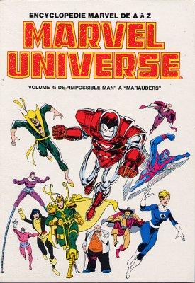 Couverture de Marvel Universe (LUG) -4- Volume 4: De